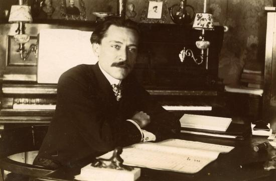 70 joseph canteloube malaret 1905